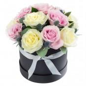 Grace Hat Box Arrangement