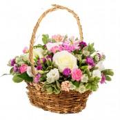 Happy Thoughts Basket Arrangement
