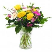 The Happy Vase Arrangement