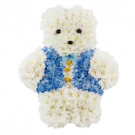 SYM-356 Teddy Bear in Blue