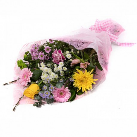 Felicity Traditional Gift Wrapped Bouquet