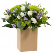 Desert Island Hand Tied Bouquet in Gift Box