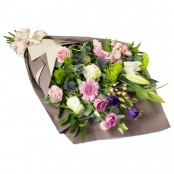 Natures Choice Traditional Gift Wrapped Bouquet