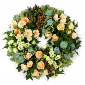 SYM-354 Open Style Wreath on Eco Base